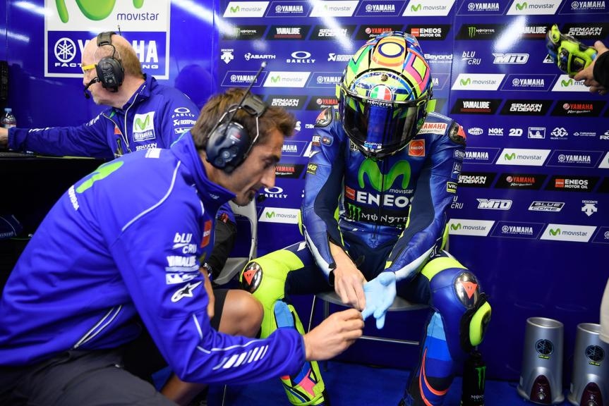 Valentino Rossi, Movistar Yamaha MotoGP, Motul Grand Prix of Japan