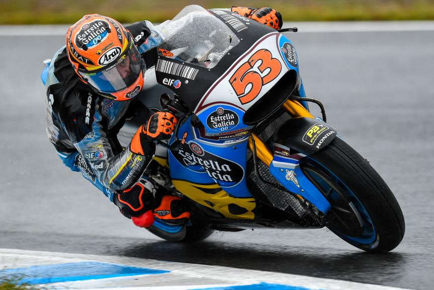 Tito Rabat, EG 0,0 Marc VDS, Motul Grand Prix of Japan