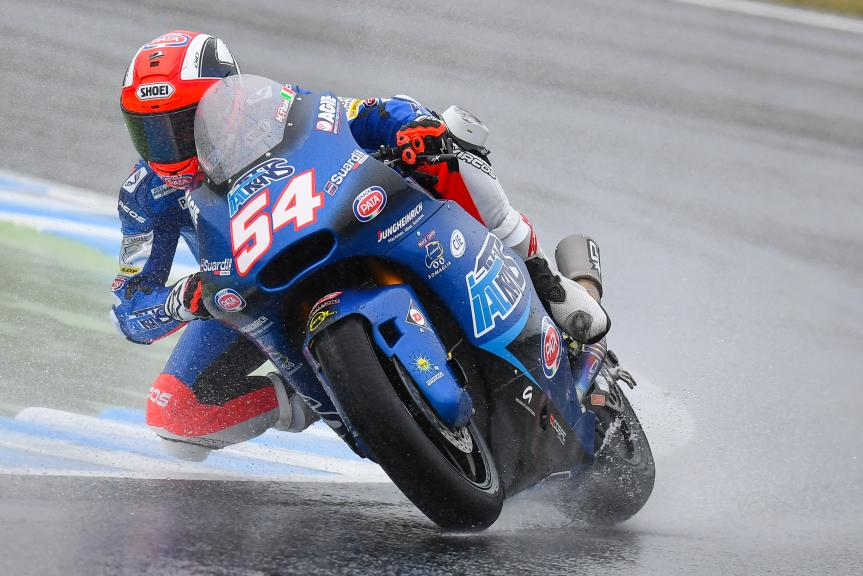 Mattia Pasini, Italtrans Racing Team, Motul Grand Prix of Japan