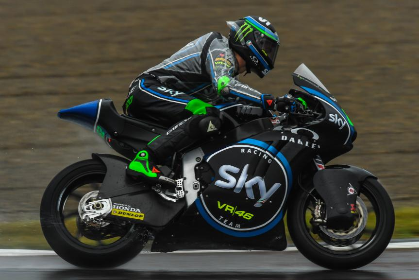 Stefano Manzi, Sky Racing Team VR46, Motul Grand Prix of Japan