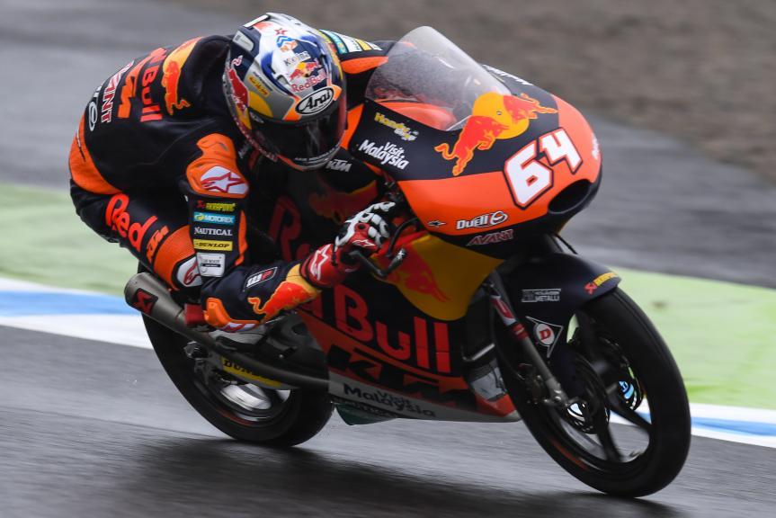 Bo Bendsneyder, Red Bull KTM Ajo, Motul Grand Prix of Japan