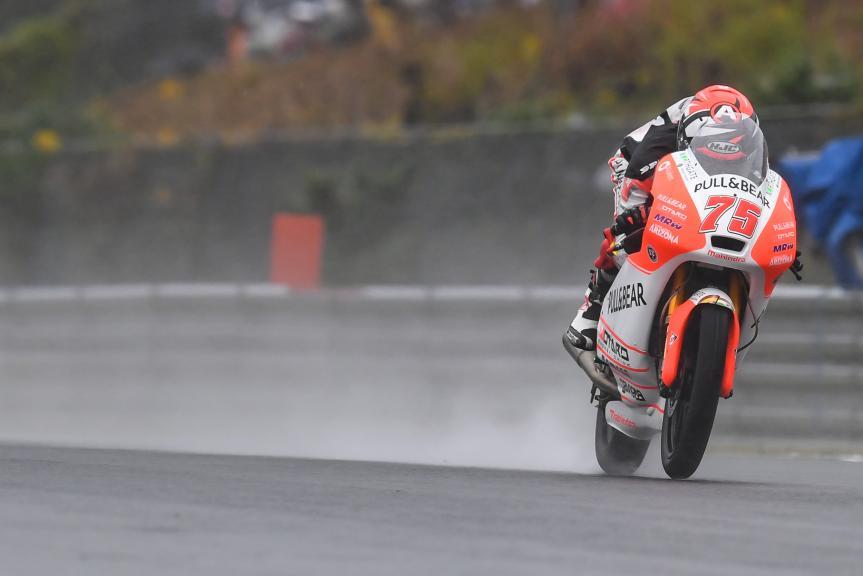 Albert Arenas, Aspar Mahindra Moto3, Motul Grand Prix of Japan