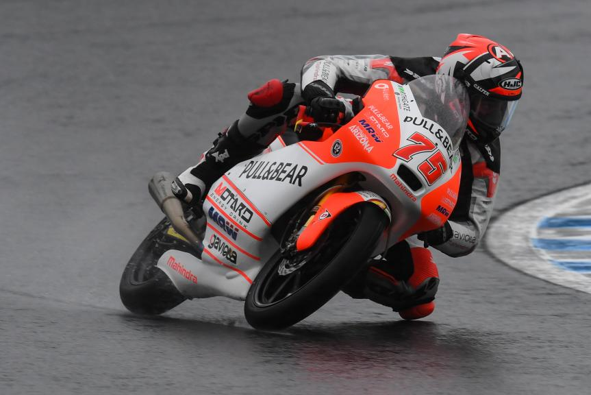 Albert Arenas, Aspar Mahindra Moto3, Motul Grand Prix of Japan