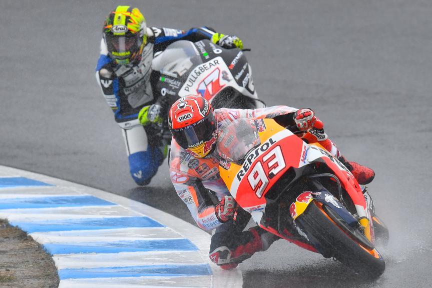 Marc Marquez, Repsol Honda Team, Karel Abraham, Pull&Bear Aspar Team, Motul Grand Prix of Japan