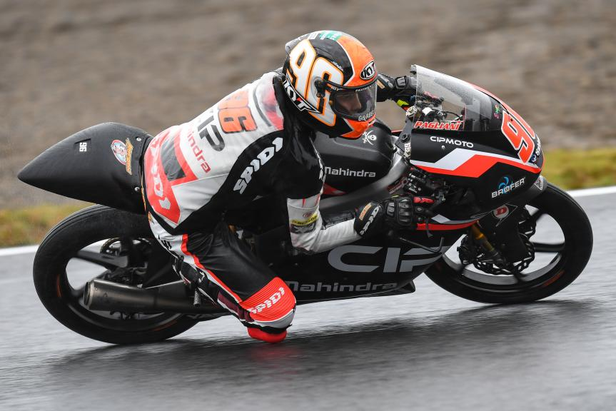 Manuel Pagliani, CIP, Motul Grand Prix of Japan