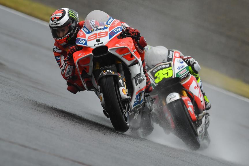 Jorge Lorenzo, Ducati Team, Motul Grand Prix of Japan