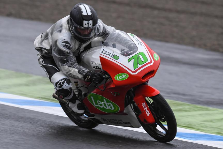 Tom Topapris, Cube Racing, Motul Grand Prix of Japan