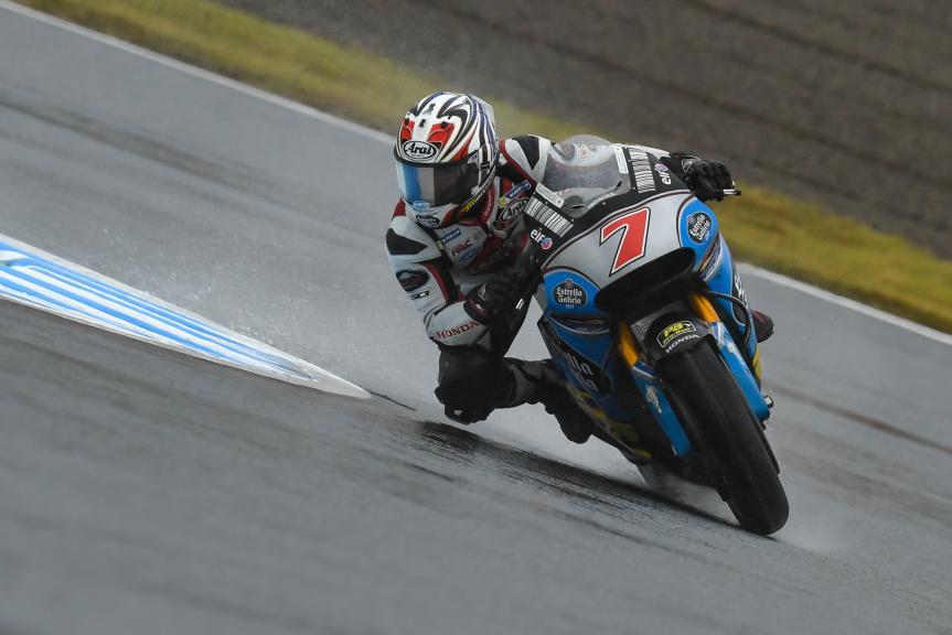 Hiroshi Aoyama, EG 0,0 Marc VDS, Motul Grand Prix of Japan