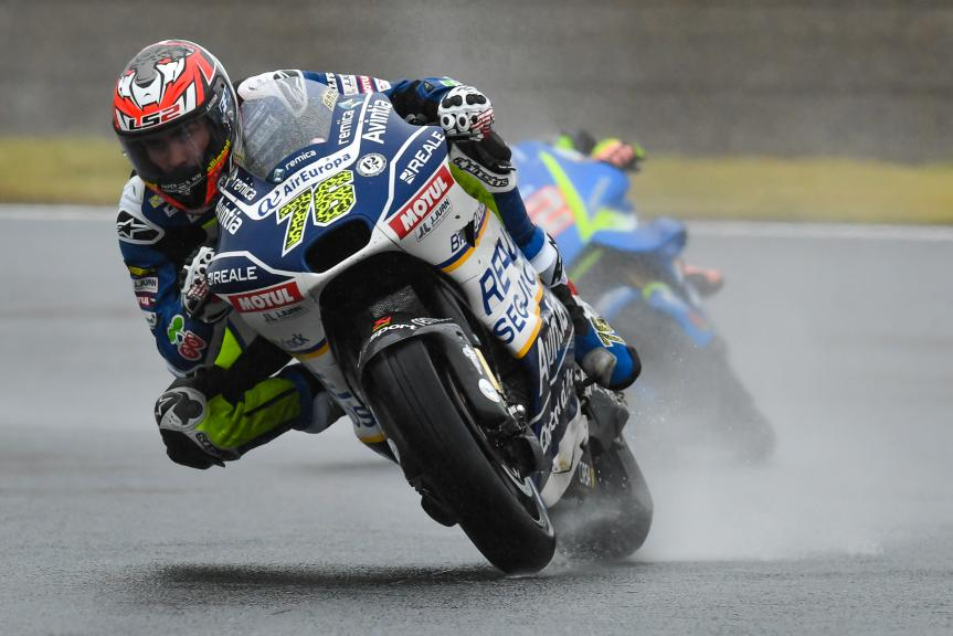 Loris Baz, Reale Avintia Racing, Motul Grand Prix of Japan