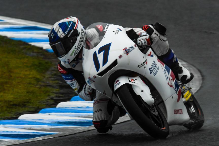 John Mcphee, British Talent Team, Motul Grand Prix of Japan