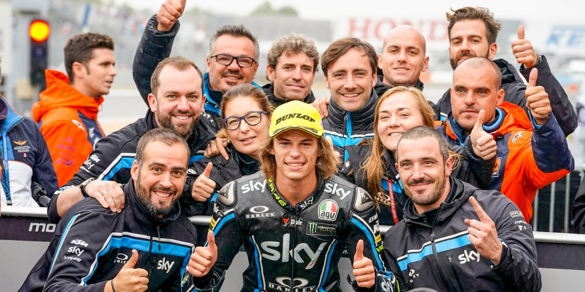 Nicolo Bulega, Sky Racing Team VR46, Motul Grand Prix of Japan