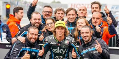 Bulega retrouve la pole position à Motegi
