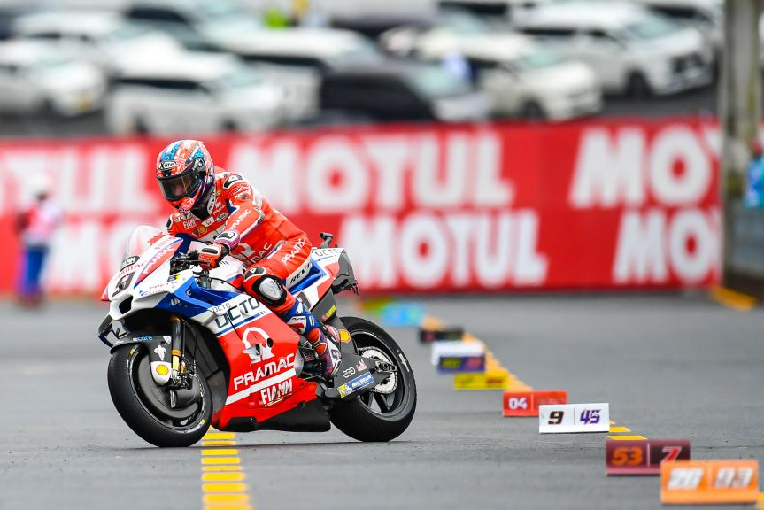Danilo Petrucci, Octo Pramac Racing, Motul Grand Prix of Japan