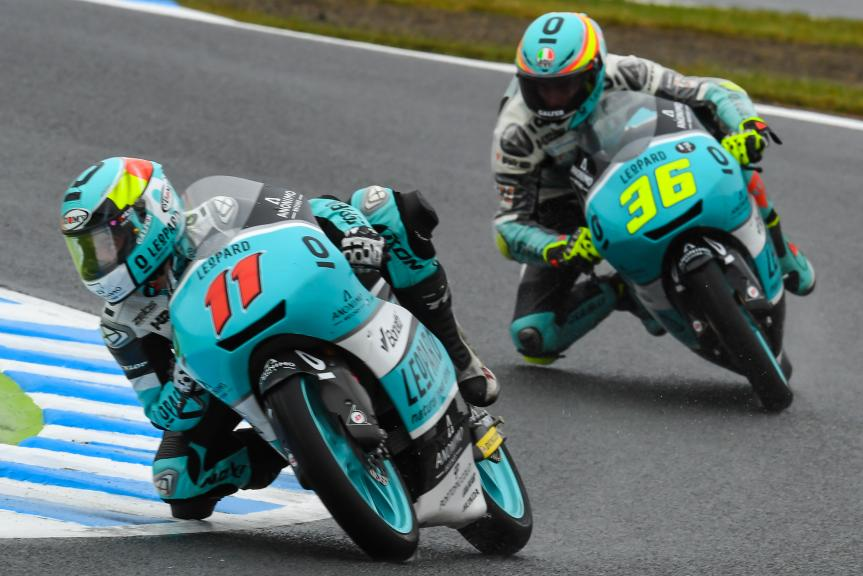 Livio Loi, Leopard Racing, Motul Grand Prix of Japan