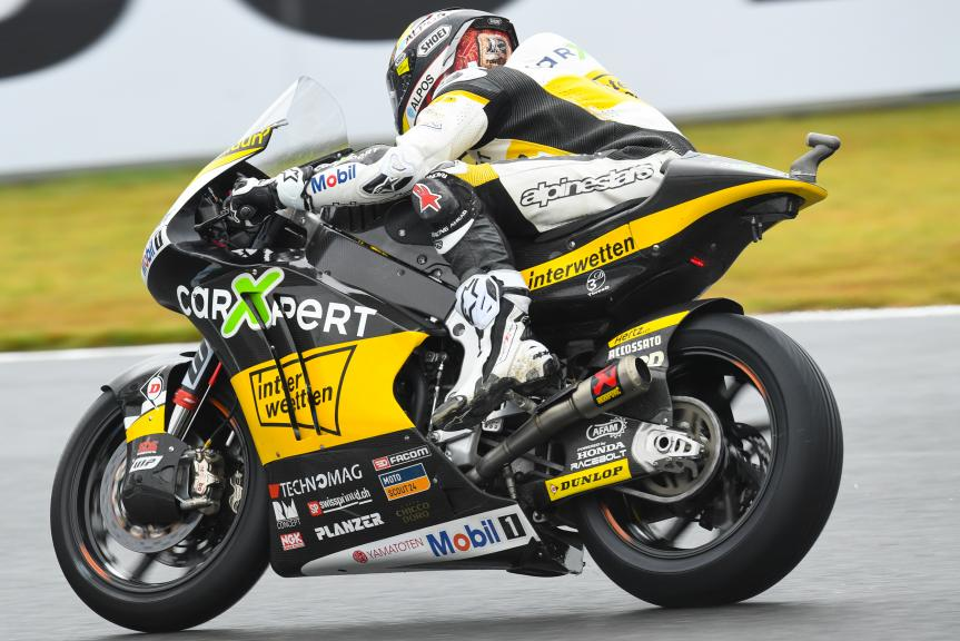 Thomas Luthi, Carxpert Interwetten, Motul Grand Prix of Japan