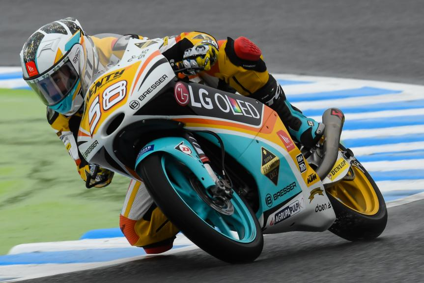 Juanfran Guevara, RBA BOE Racing Team, Motul Grand Prix of Japan