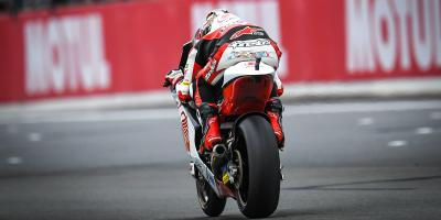 Zero to hero: Nakagami wins pole shootout on home soil