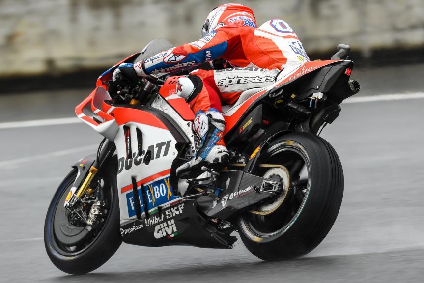 Andrea Dovizioso, Ducati Team, Motul Grand Prix of Japan