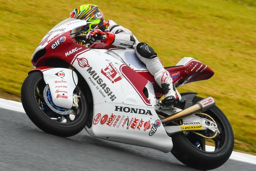 Ryo Mizuno, Musashi RT Harc-Pro, Motul Grand Prix of Japan