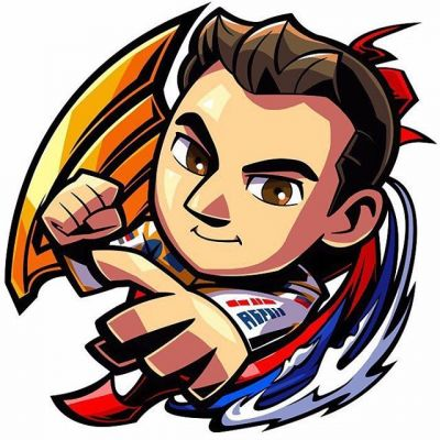 Baby samurai // @26_danipedrosa has won more races in Motegi