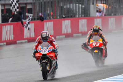 "Dovi vs Marquez: Motegi ""important for the Championship'"