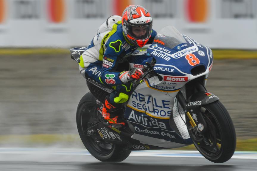 Hector Barbera, Reale Avintia Racing, Motul Grand Prix of Japan