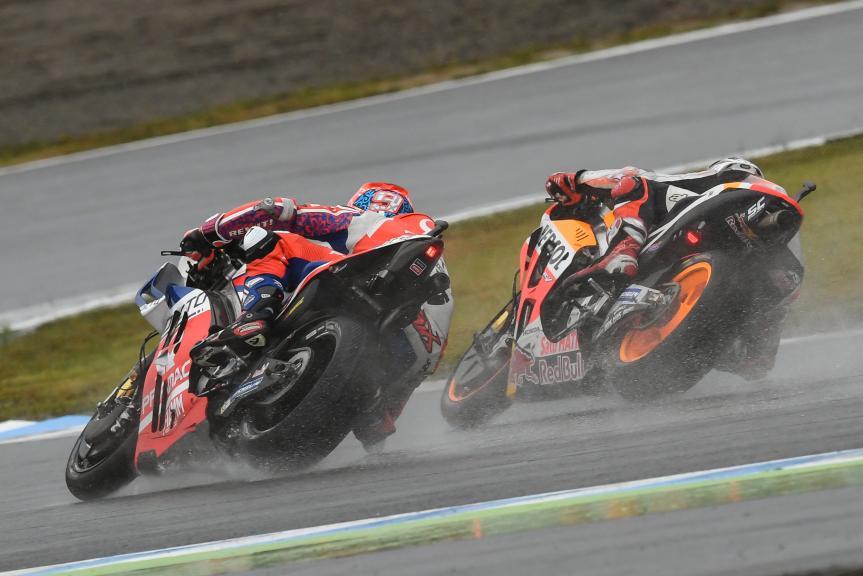 Danilo Petrucci, Octo Pramac Racing, Marc Marquez, Repsol Honda Team, Motul Grand Prix of Japan