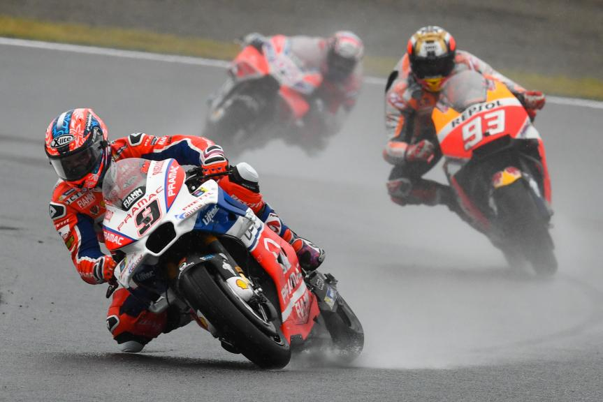 Danilo Petrucci, Octo Pramac Racing, Marc Marquez, Repsol Honda Team, Motul Grand Prix of Japan
