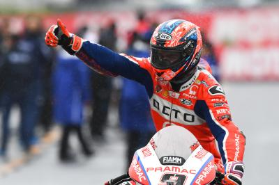 "Petrucci: ""I was starting to think about my first win…"""
