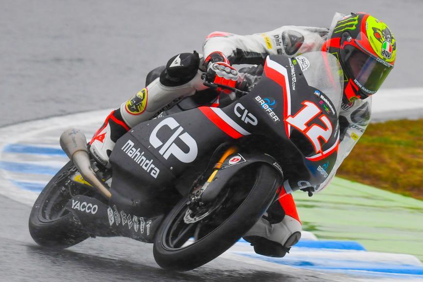 Marco Bezzecchi, CIP, Motul Grand Prix of Japan