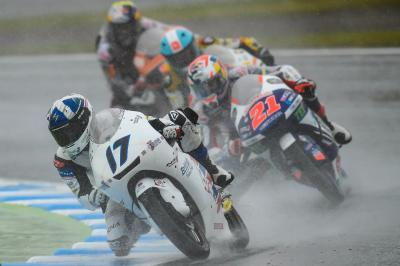Fantastic fight back from McPhee at Motegi