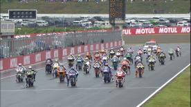 The full race session at the #JapaneseGP of the Moto2™ World Championship.