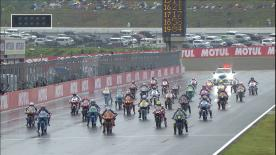 The full race session at the #JapaneseGP of the Moto3™ World Championship.