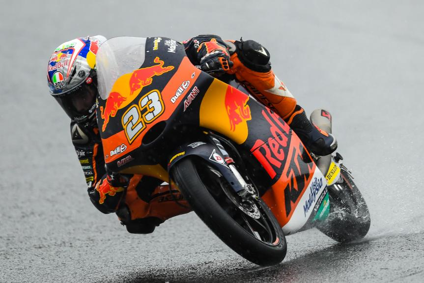 Niccolo Antonelli, Red Bull KTM Ajo, Motul Grand Prix of Japan