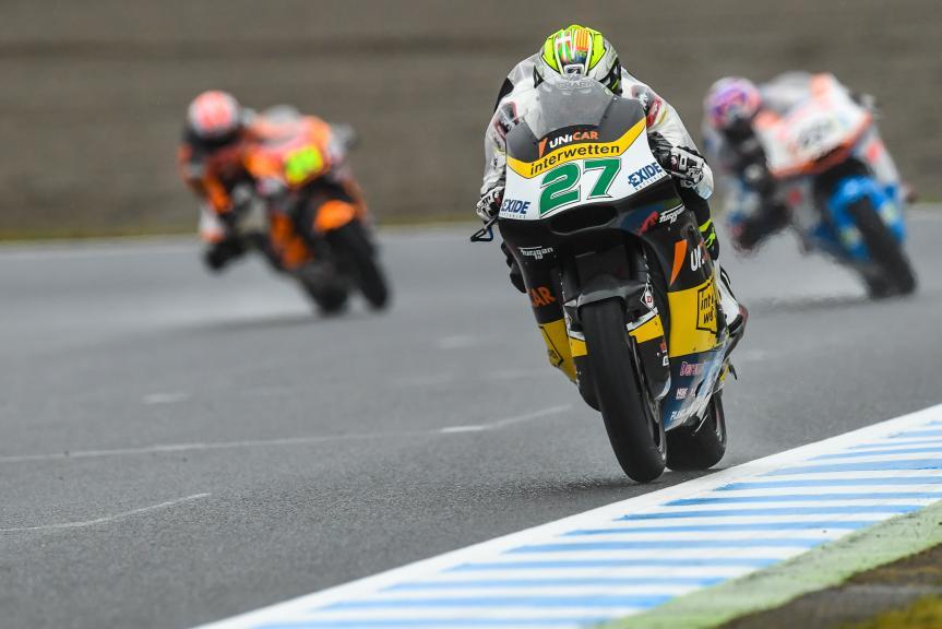 Iker Lecuona, Garage Plus Interwetten, Motul Grand Prix of Japan