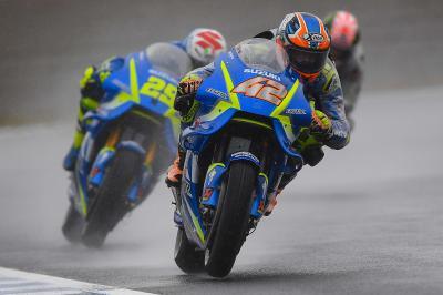 Iannone et Rins dans le Top 5 à Motegi