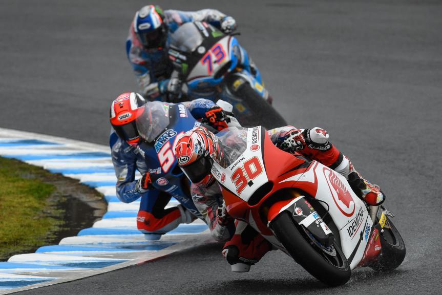 Moto2, Motul Grand Prix of Japan