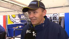 Michelin Racing's Technical Director, Nicolas Goubert, looks back at how Michelin tyres performed at the Japanese circuit.