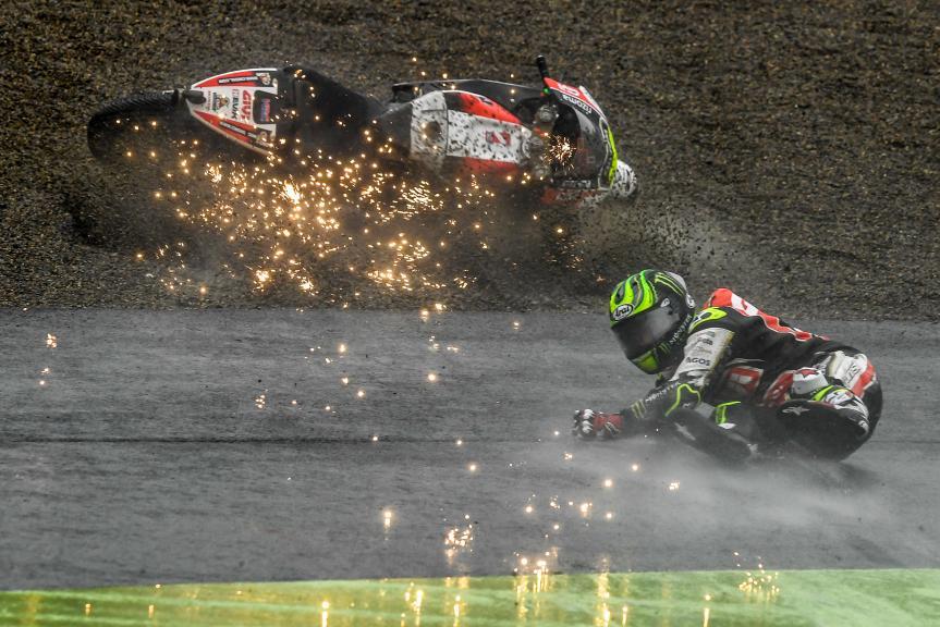 Cal Crutchlow, LCR Honda, Motul Grand Prix of Japan