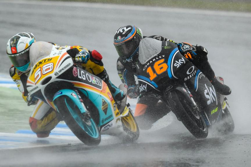 Juanfran Guevara, RBA BOE Racing Team, Andrea Migno, Sky Racing Team VR46, Motul Grand Prix of Japan