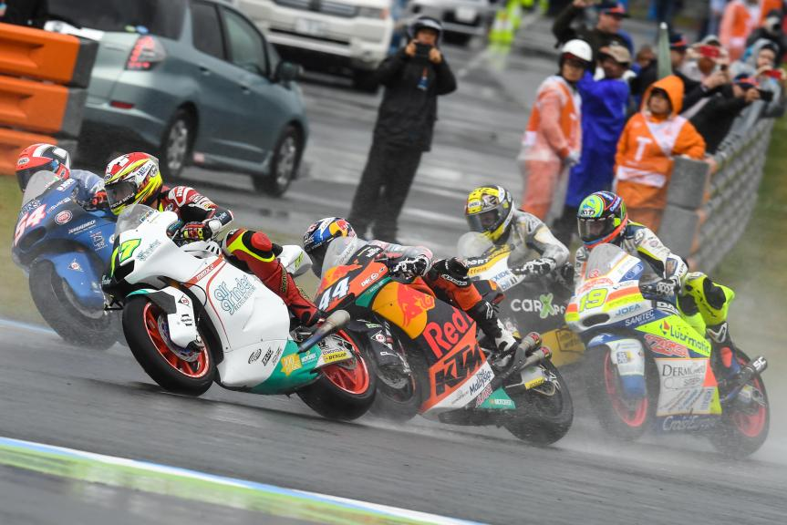 Moto2, Motul Grand Prix of Japan