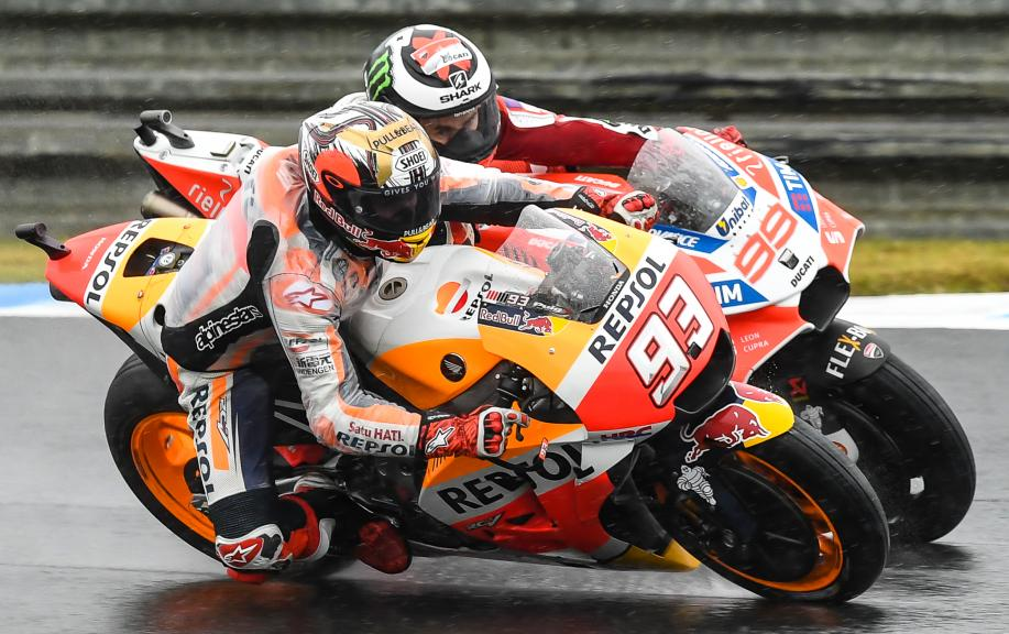 Marc Marquez, Repsol Honda Team, Jorge Lorenzo, Ducati Team, Motul Grand Prix of Japan