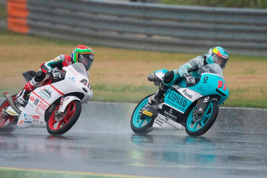 Livio Loi, Leopard Racing, Darryn Binder, Platinum Bay Real Estate, Motul Grand Prix of Japan