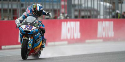 Alex Marquez stages wet weather masterclass at Motegi