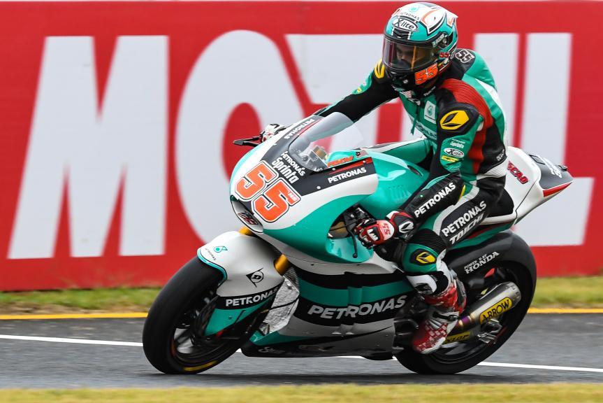 Hafizh Syahrin, Petronas Raceline Malaysia, Motul Grand Prix of Japan