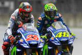 Maverick Viñales, Valentino Rossi, Movistar Yamaha MotoGP, Motul Grand Prix of Japan