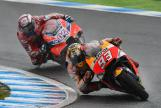 Marc Marquez, Andrea Dovizioso,Motul Grand Prix of Japan