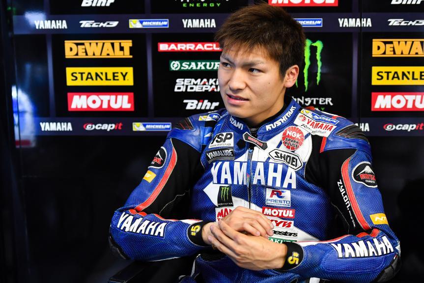 Nozane Kohta, Monster Yamaha Tech 3, Motul Grand Prix of Japan