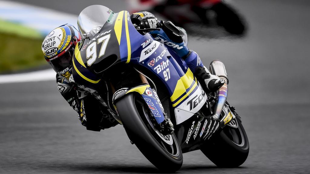 Xavi Vierge, Tech 3 Racing, Motul Grand Prix of Japan