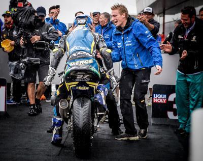 Tech3 Racing renoue avec le podium en Moto2™